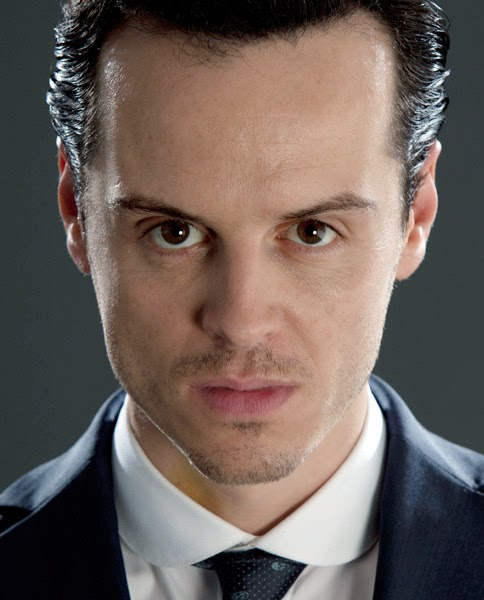 Andrew Scott - Moriarty I